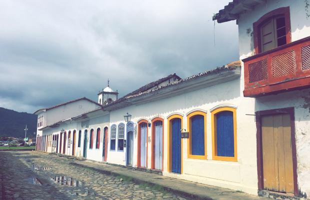 Brazil Weekend Trip: The Charming Coastal Town of Paraty