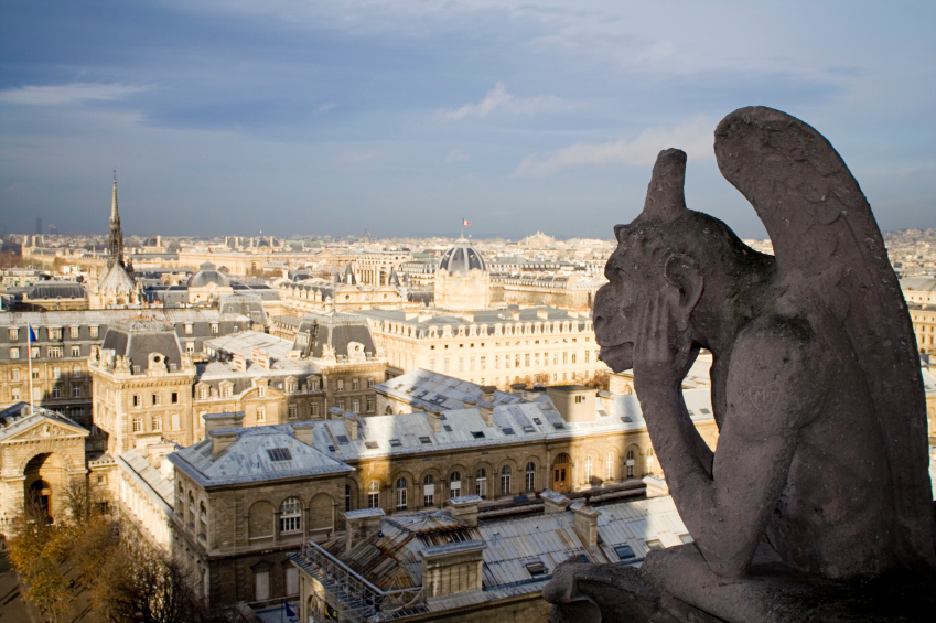 Discount Flights to Europe from $110