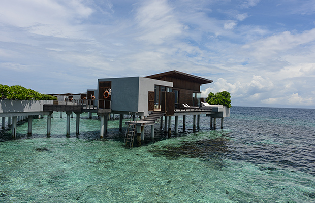 Slideshow: An Otherwordly Beach Paradise at Hadahaa, Maldives