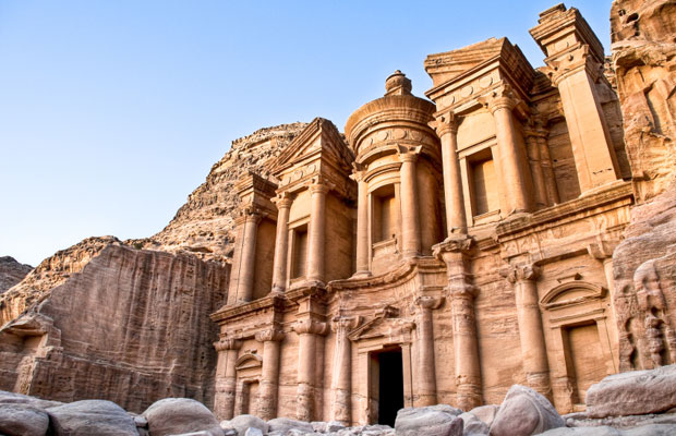 Inspired Travel: Petra, Jordan