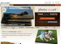 Save 20 Percent at PhotosToArt.com