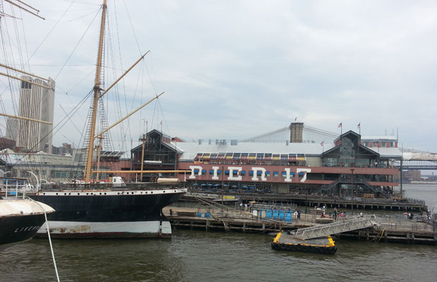 NYC: 5 Hidden Gems at South Street Seaport