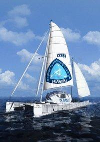 Plastic Bottle Boat Sets Sail to Australia