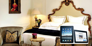 The Plaza Introduces iPads with Virtual Concierge
