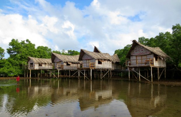 What's Hot: Overwater Bungalows for $150 in Papua New Guinea
