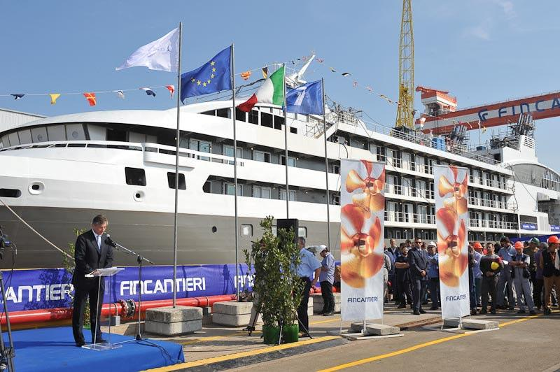 Cruise Line to Watch: Compagnie Du Ponant