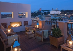 Small and Stylish Hotels in Rome