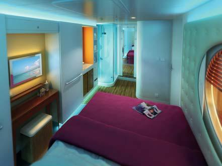 NCL to Offer Studio Cabins for Single Travelers