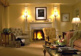 Fireside Suites Provide Refuge from Boston Chill