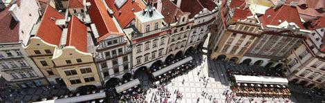 Prague Spotlight