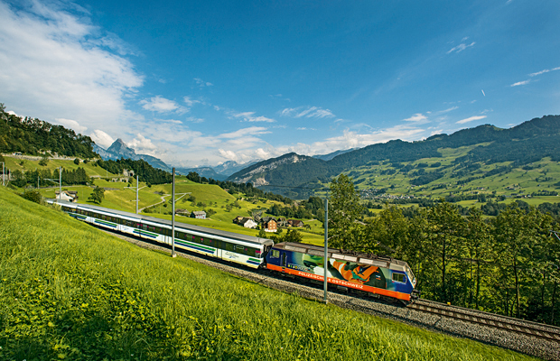 The Best of Switzerland by Train -- Plus a Limited-Time Ticket Sale