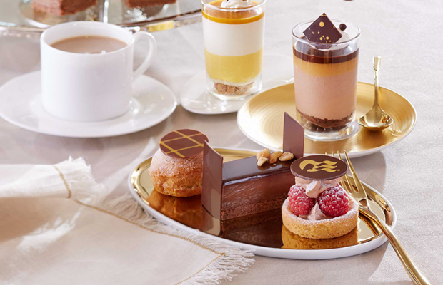 Have Chocolate All Day, Every Day, on Princess Cruises