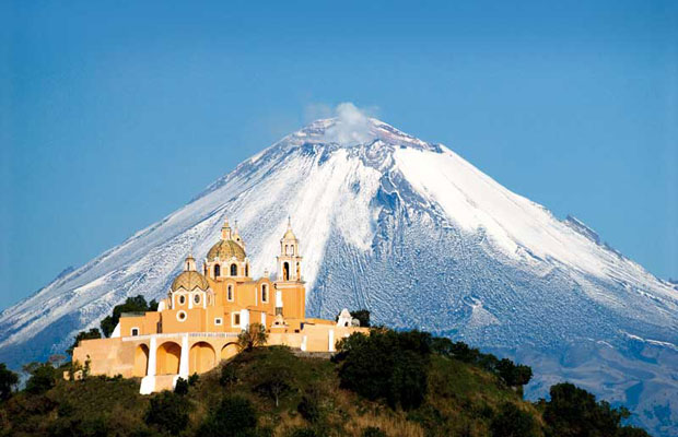 Puebla: Come (and Stay) for the Food