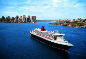 $649+: 7-Nt Transatlantic Cruise Aboard Queen Mary 2, Save $650