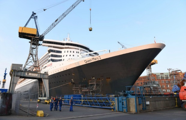 Cruise News: A First Look at the Queen Mary 2's New Makeover