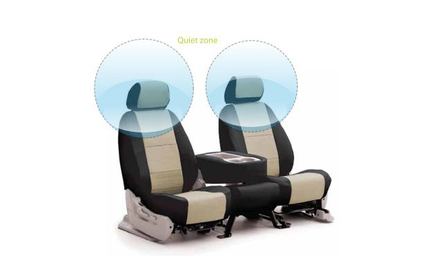 Noise-Canceling Airplane Seats May be in the Works
