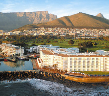South Africa Hotel Has Space for Fotball Fans (AKA Soccer Fans)