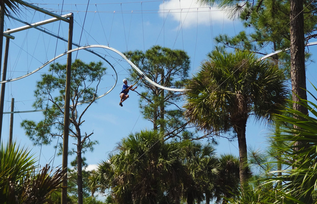the classics the quirky great ziplines in the u s