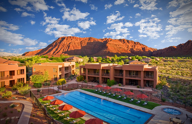 Seeing Red: Where to Stay and What to See in St. George, Utah