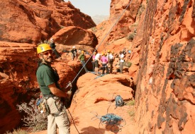 Red Rock Rendezvous: Climbing Festival in Nevada is Country's Biggest