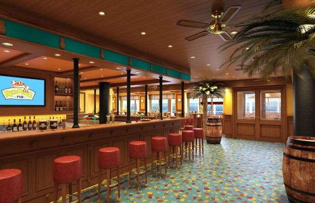 Cruise News: On-Board Breweries, 6-Month Voyage & More