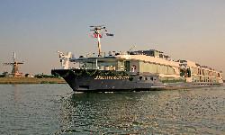 Avalon Waterways Christens Newest Ship