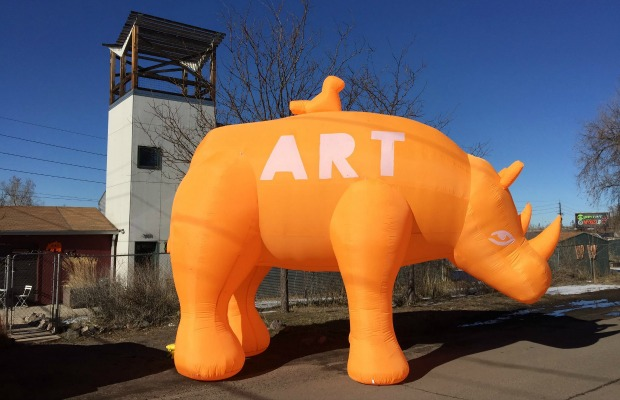 7 Must-See Places in Denver's RiNo Art District