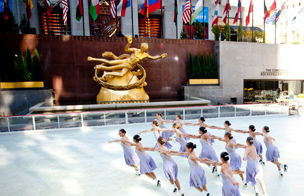 New York City on Ice: Where to Skate as the Weather Cools Down