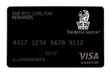 Ritz-Carlton Introduces First Branded Rewards Credit Card