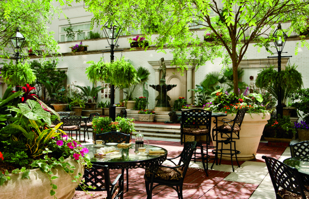 Checking In: The Ritz-Carlton, New Orleans