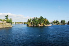 2-Night Thousand Islands Easter Family Escape from $159