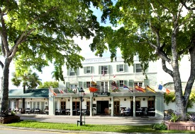 $116+: Ft. Lauderdale: Historic Downtown Hotel w/Extras, Save 30%