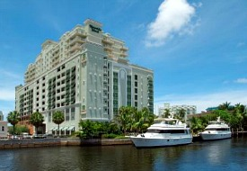 $313+: 3 Nts at Fort Lauderdale Riverside Hotel w/Extras, 30% Off