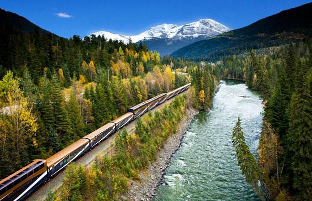 Canada by Train: 3 Great Rail Trips