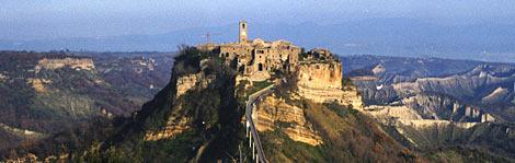 Roman Hill Towns