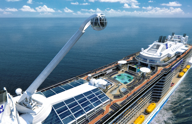 Thrills at Sea: Cruise Attractions for Adrenaline Junkies