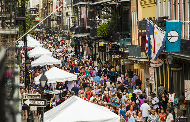 The New Orleans Wine & Food Experience: NOLA's Ultimate Foodie Festival