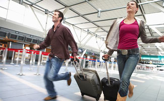 5 Tips to Catching Your Flight Quickly