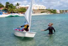 Ritz-Carlton, St. Thomas Sports Deals, Sailing Lessons for Kids