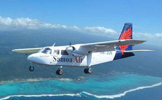 Samoa Air Charging More for Overweight Passengers