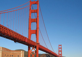 San Francisco Is a Treat for Couples This Valentine's Day