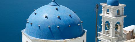 Athens, Mykonos & Santorini 6-night trip from $1017