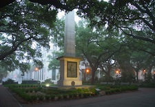 Hauntingly Historic Savannah & Charleston