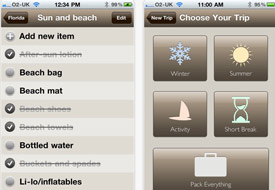New Packing App from Grace Hotels
