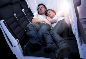 Spread Out or Cuddle Up on Air New Zealand