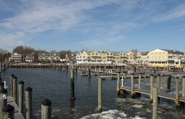 Easy New England Escapes: Old Saybrook, Connecticut