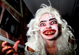Scariest Halloween Attractions in 2012