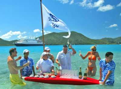 Set Your Own Pace on a Caribbean Sailing