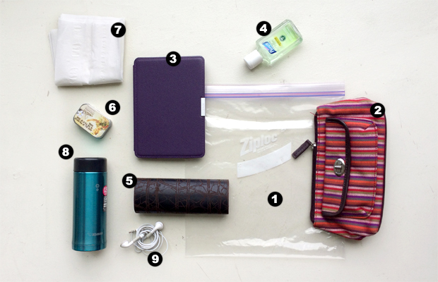 Flying Smart: What's In Your Seat-Back Pocket?