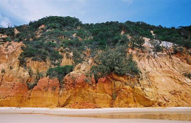 Inspired Travel: Fraser Island Dunes